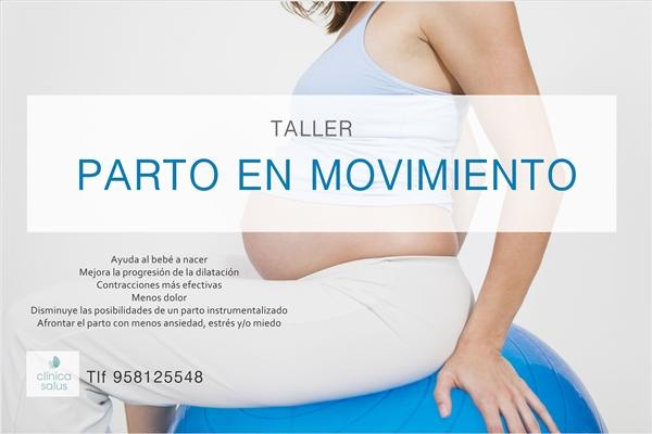 parto y movimiento
